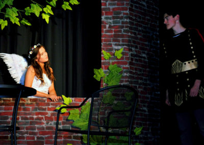 Romeo and Juliet Senior Show