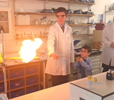 Science Week comes to Lomond