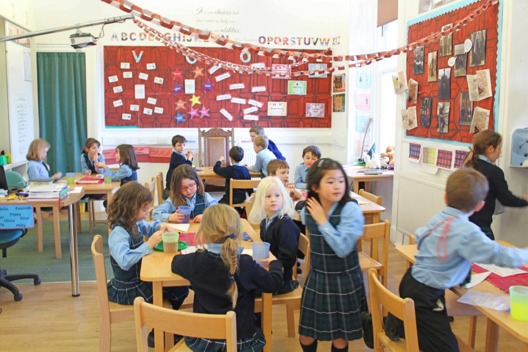 Junior School Pupils Celebrate all things Scottish