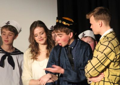 Anything Goes Senior Show