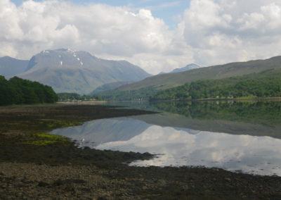 Loch Eil Land Art Trip