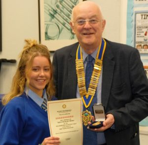 music; Lomond School; competition; singing; Rotary