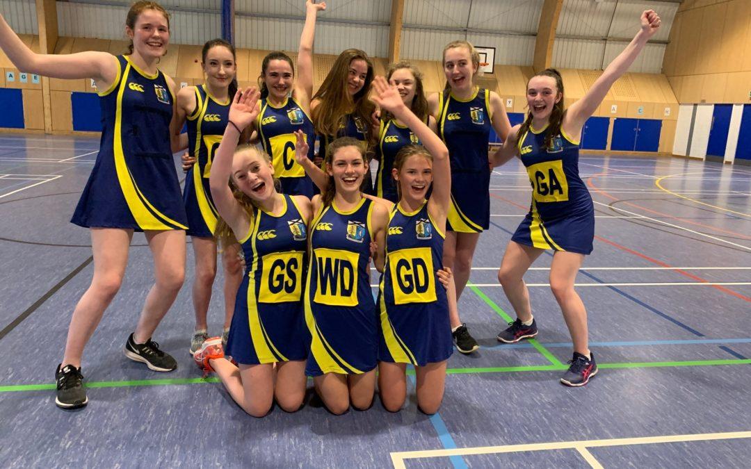 Scottish Schools Cup Success