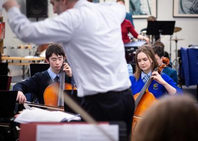 Lomond School, HelensburghLomond School Orchestra
