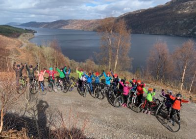 Loch Ness Great Glen Cycle