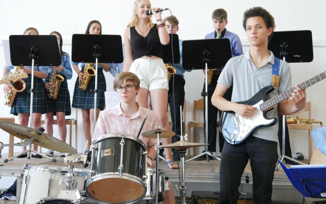 Music Pupils Take Tour to Leipzig