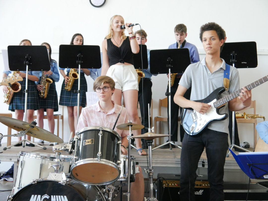 Music Pupils take tour to Leipzig