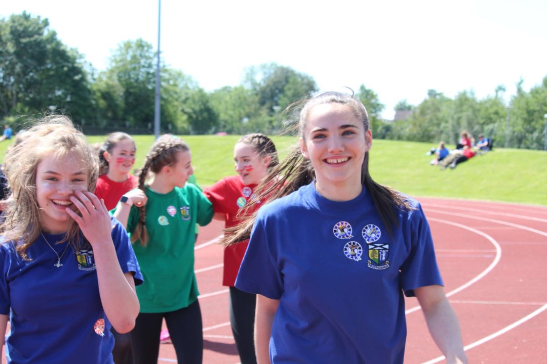 Senior School Sports Day