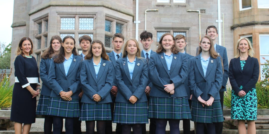 Pupils Celebrate Academic Colours