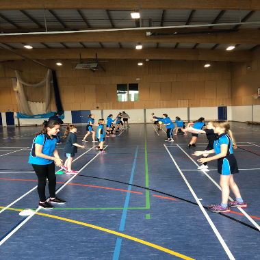 Cricket Taster for Lomond Girls