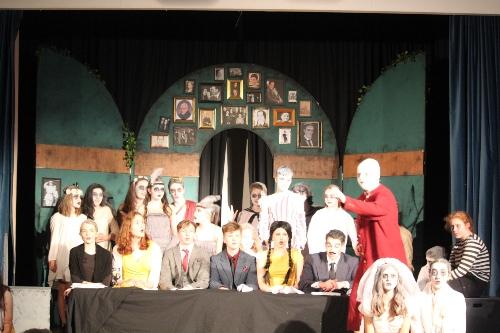 Senior School Show