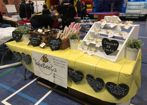 Young Enterprise Launch Beeautiful Products