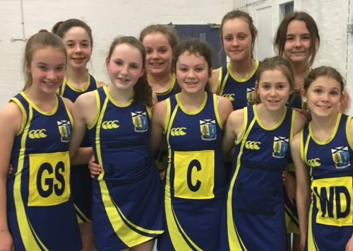 S1 Netball in Scottish Cup Quarter-Finals