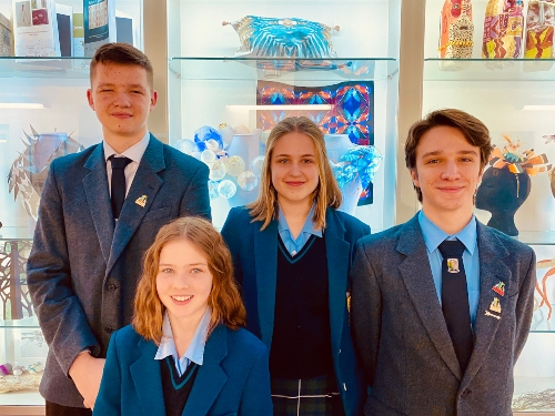 Success for Lomond School Photographers
